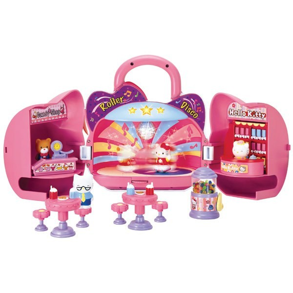Hello Kitty Игровой набор Диско-клуб