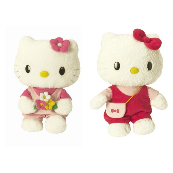 Hello Kitty Ммягкая игрушка классика 40 см