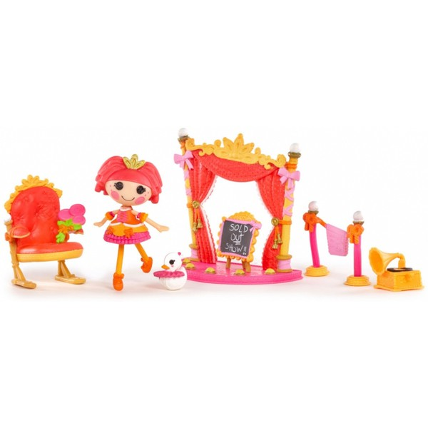 Mini Lalaloopsy Балетный спектакль