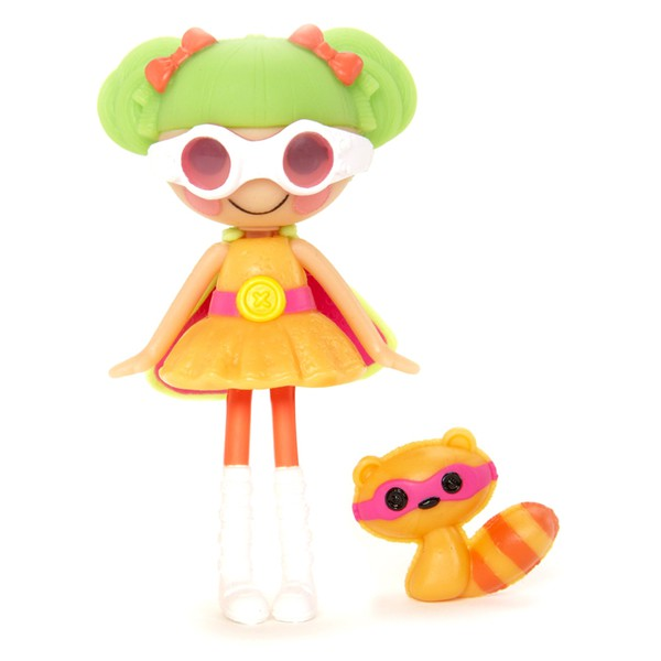 Mini Lalaloopsy Супергерой