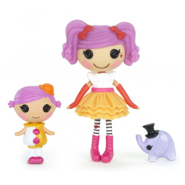 Mini Lalaloopsy Сестрички Смешинка