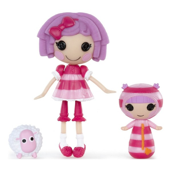 Mini Lalaloopsy Сестрички Сказка